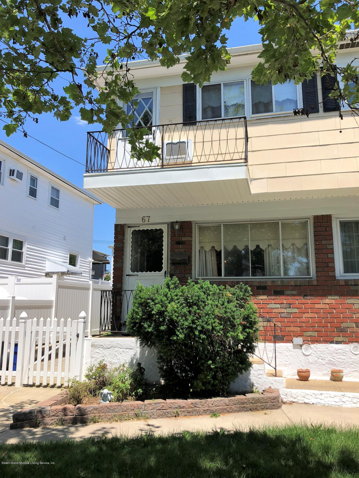 Single Family - Semi-Attached in Great Kills - 67 Cranford Street  Staten Island, NY 10308