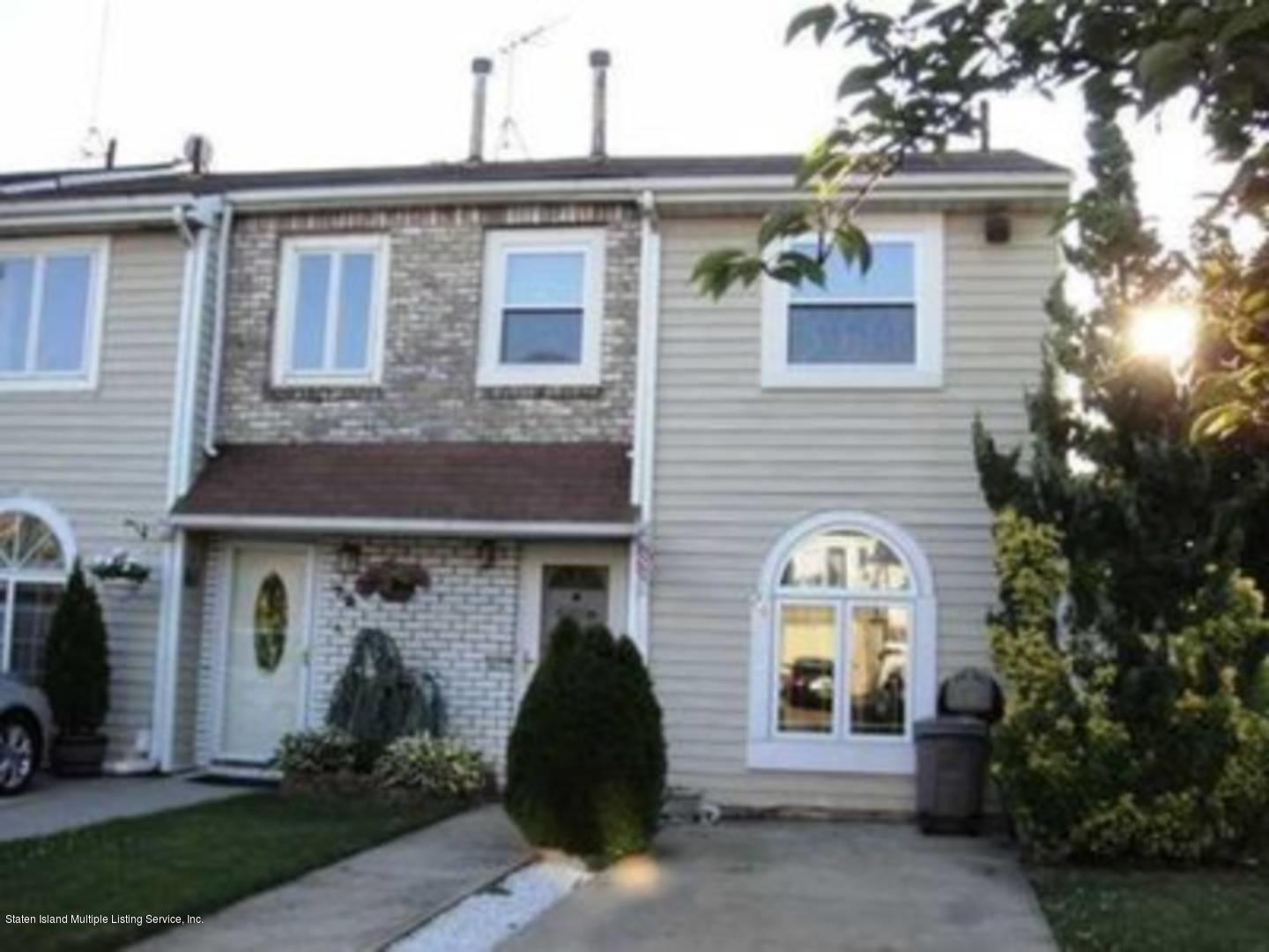 Single Family - Attached in Bulls Head - 72 Elson Street  Staten Island, NY 10314
