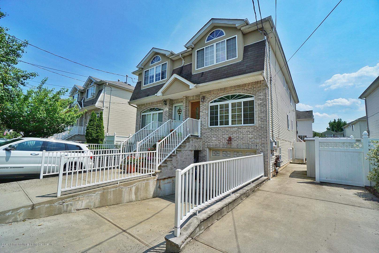 Two Family - Semi-Attached 430 Englewood Avenue  Staten Island, NY 10309, MLS-1130200-2