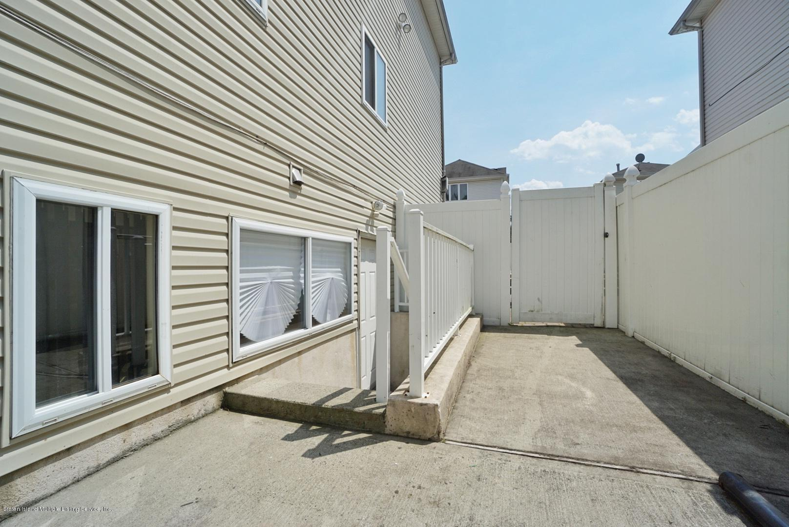 Two Family - Semi-Attached 430 Englewood Avenue  Staten Island, NY 10309, MLS-1130200-33
