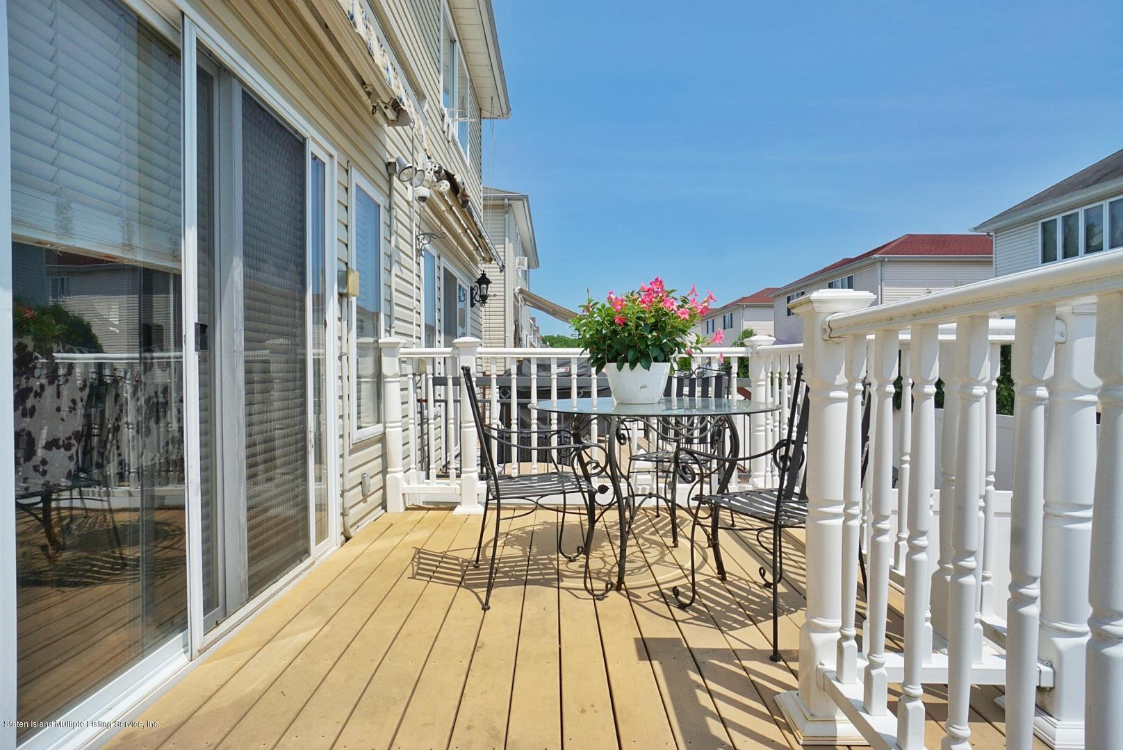Two Family - Semi-Attached 430 Englewood Avenue  Staten Island, NY 10309, MLS-1130200-18