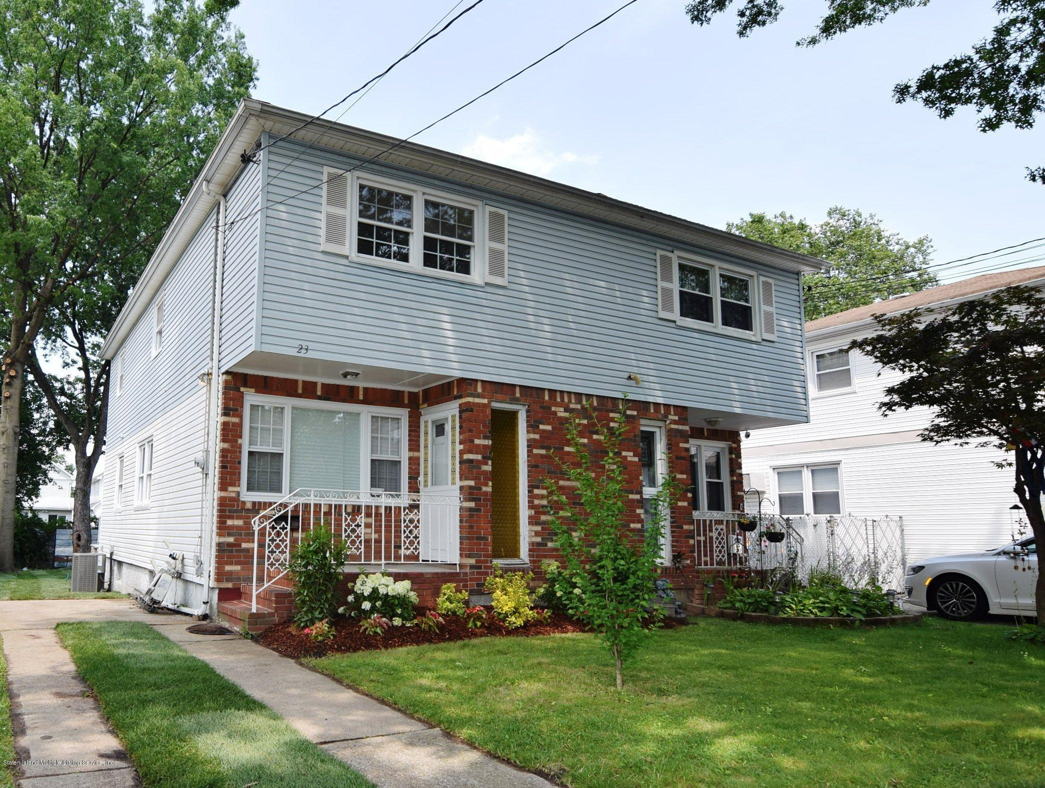 Single Family - Semi-Attached in Westerleigh - 23 Bache Street  Staten Island, NY 10302