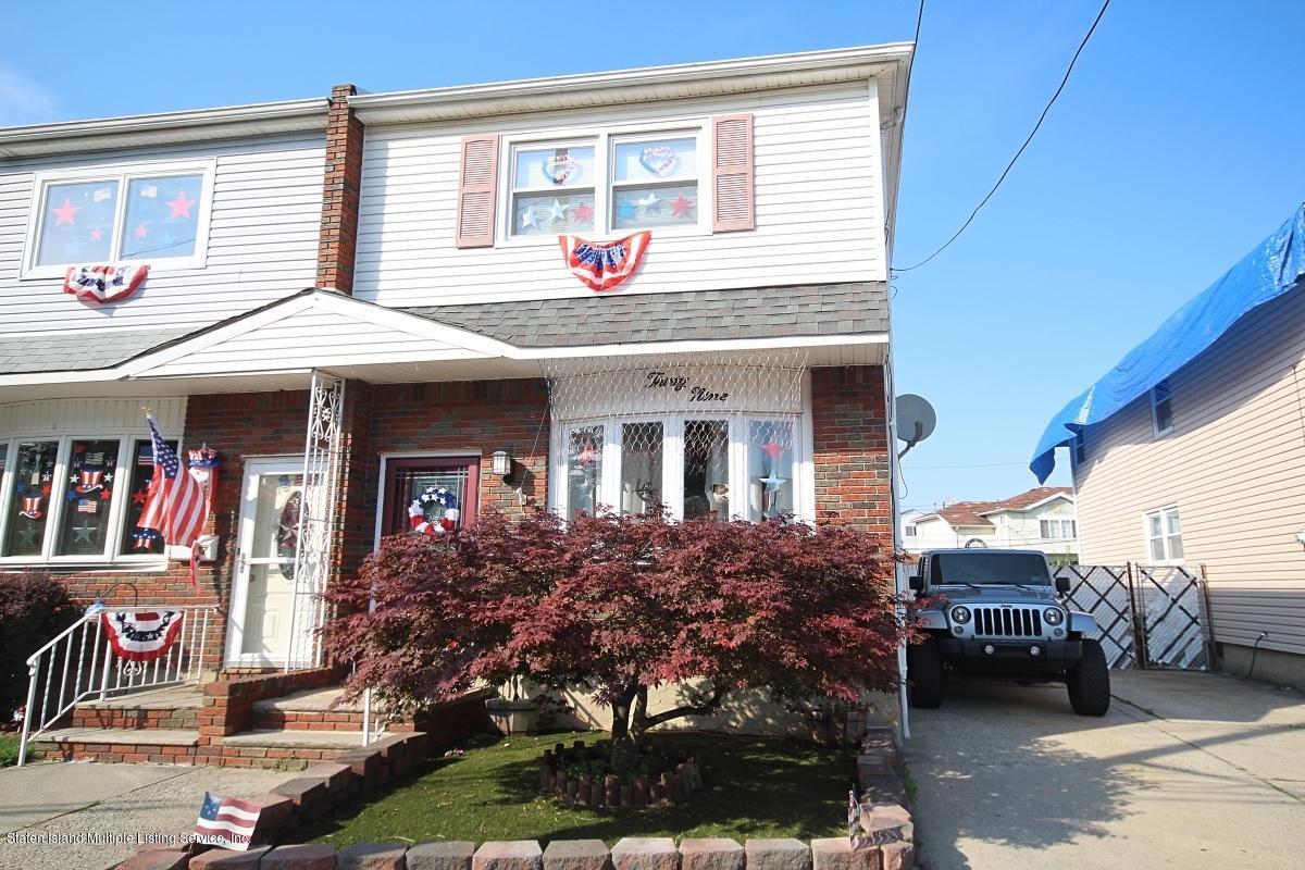 Single Family - Semi-Attached in Travis - 39 Church Avenue  Staten Island, NY 10314