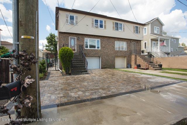 Single Family - Semi-Attached in Midland Beach - 300 Adams Avenue  Staten Island, NY 10306