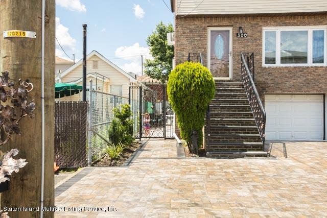 Single Family - Semi-Attached 300 Adams Avenue  Staten Island, NY 10306, MLS-1130401-4