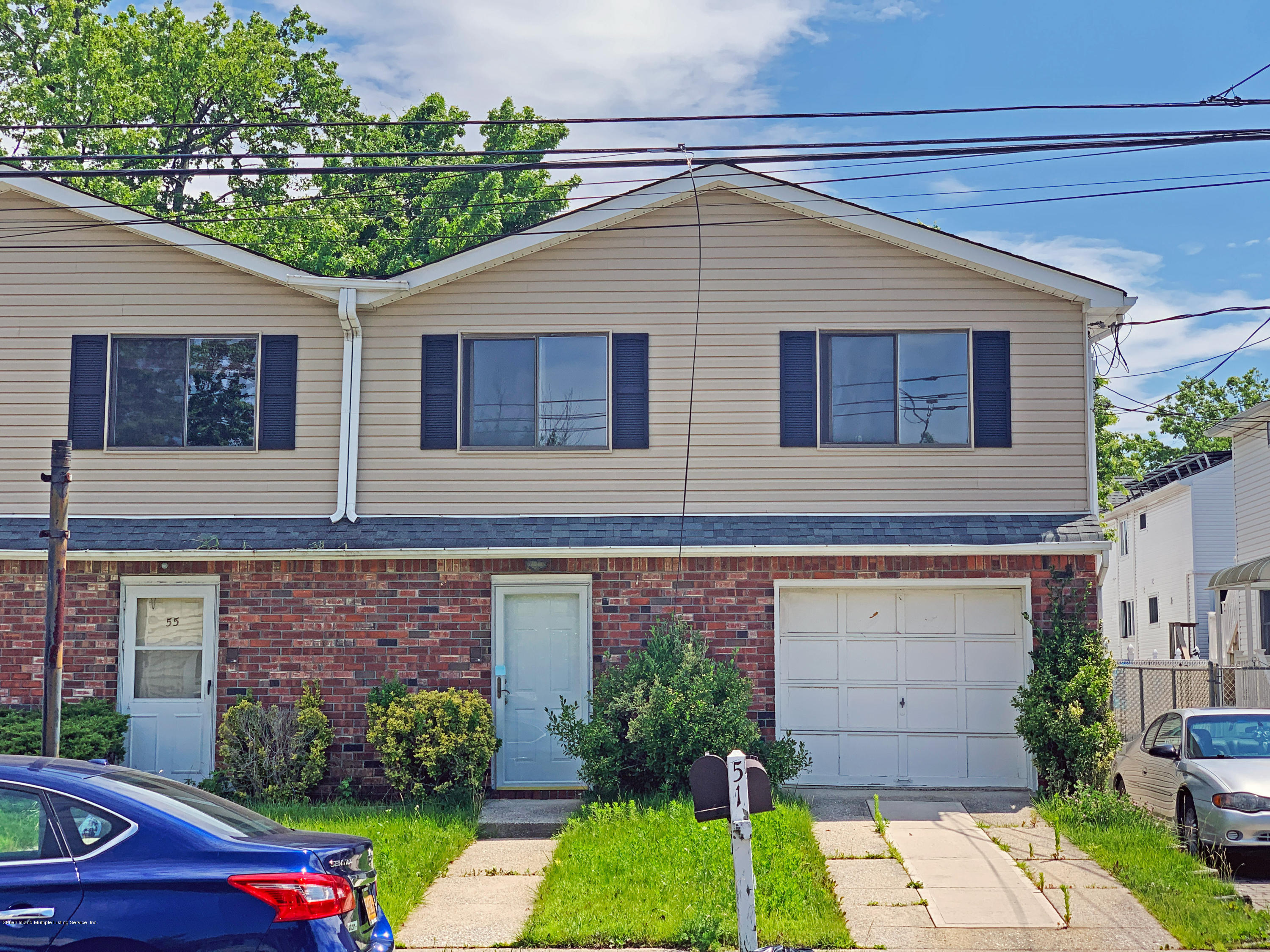 Two Family - Semi-Attached in Annadale - 51 Seguine Place  Staten Island, NY 10312