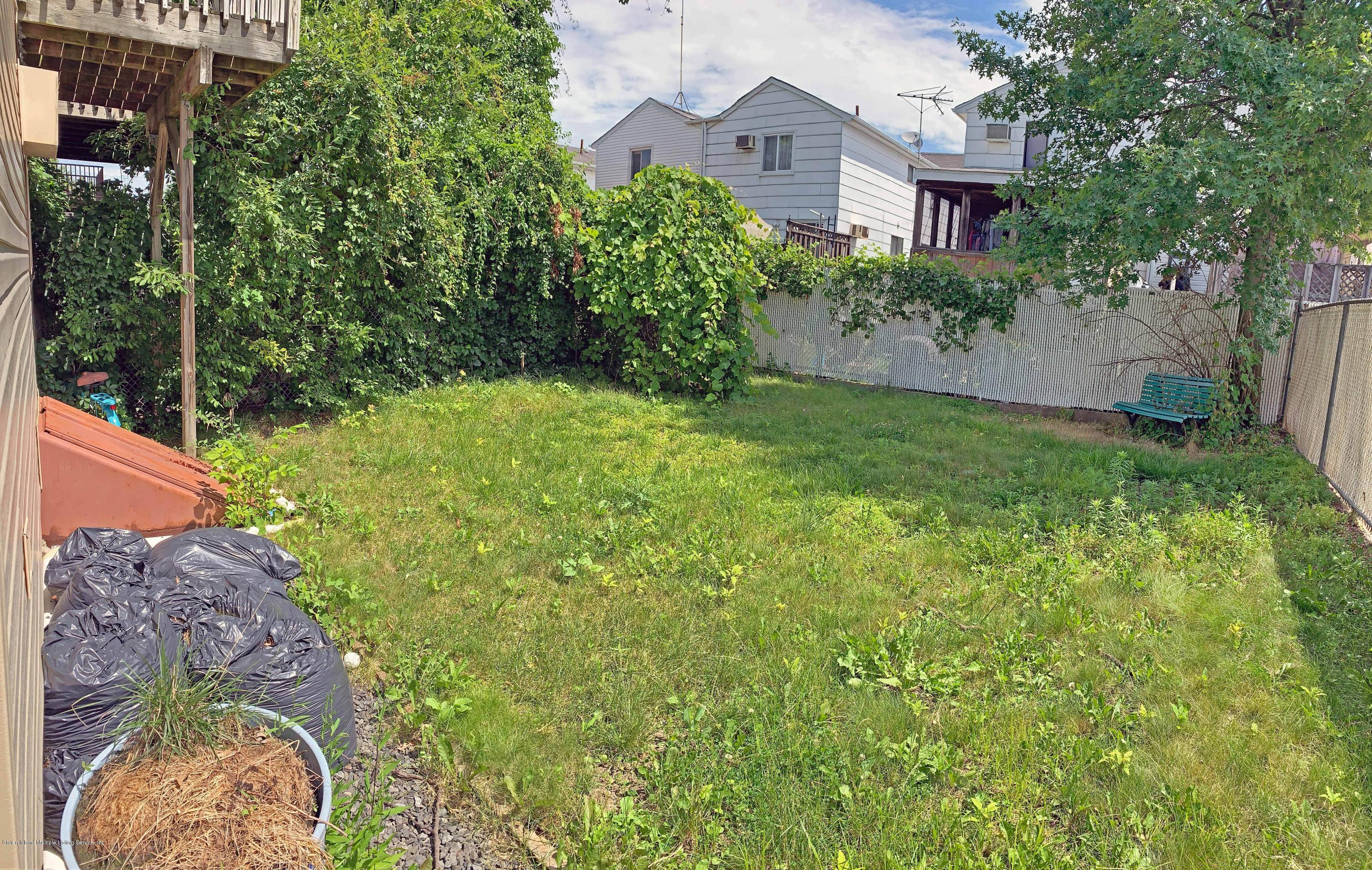 Two Family - Semi-Attached 51 Seguine Place  Staten Island, NY 10312, MLS-1130332-4