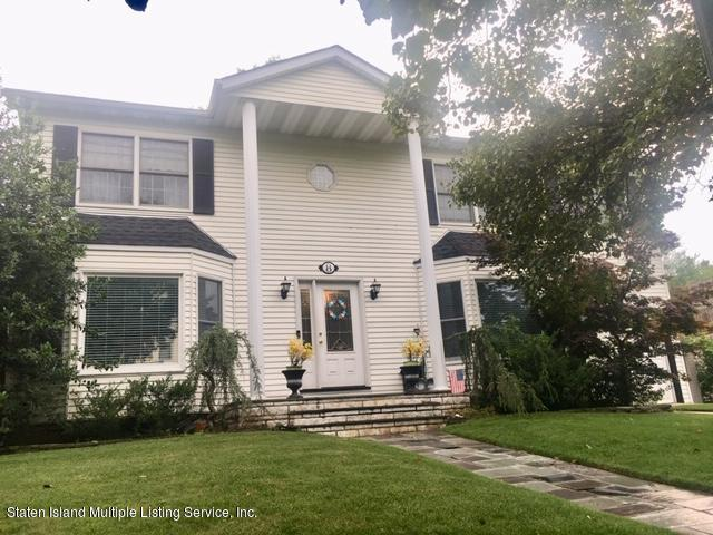 Two Family - Detached in Princes Bay - 8 Parkwood Avenue  Staten Island, NY 10309