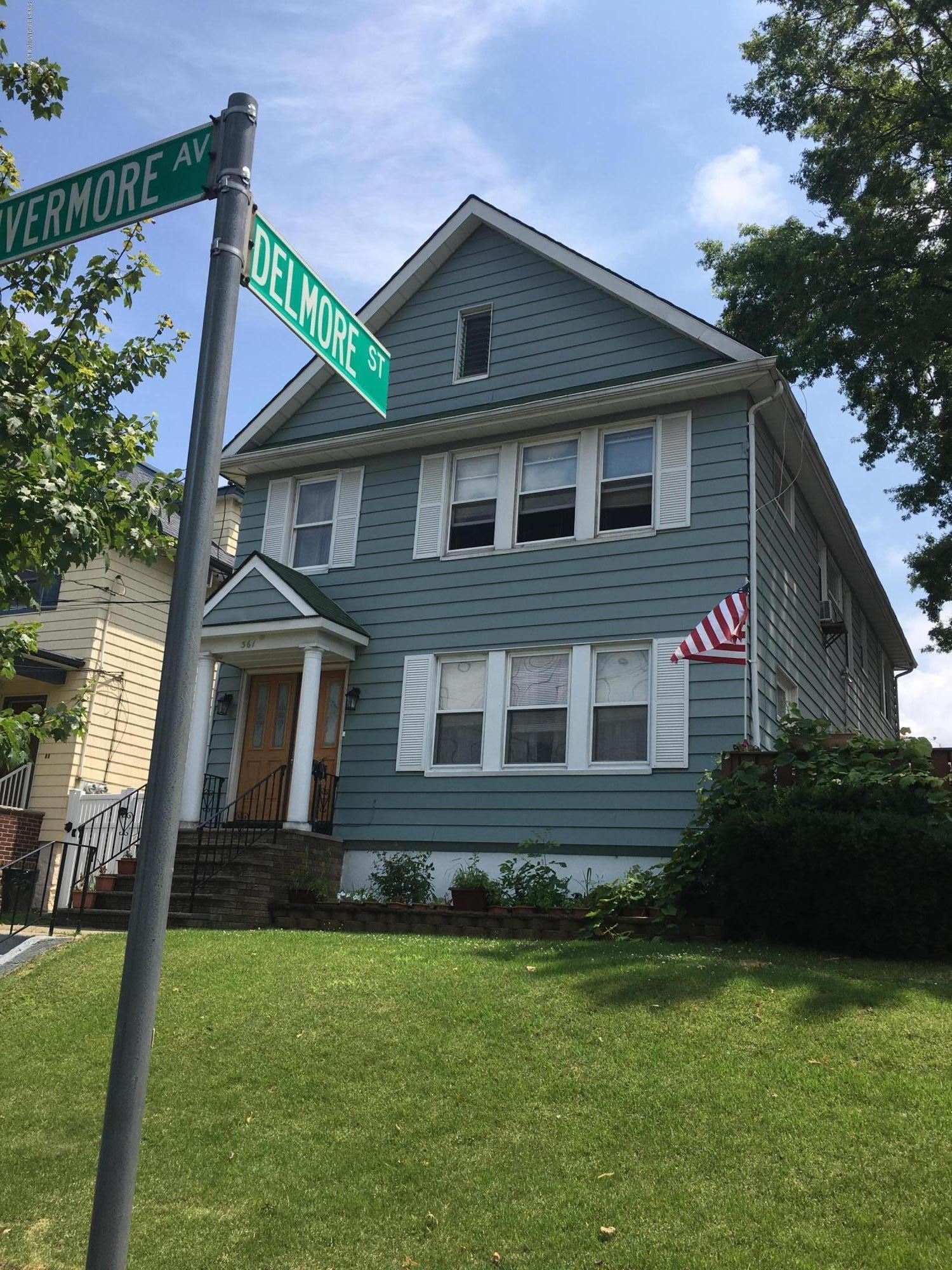 Two Family - Detached 361 Livermore Avenue  Staten Island, NY 10314, MLS-1130429-2