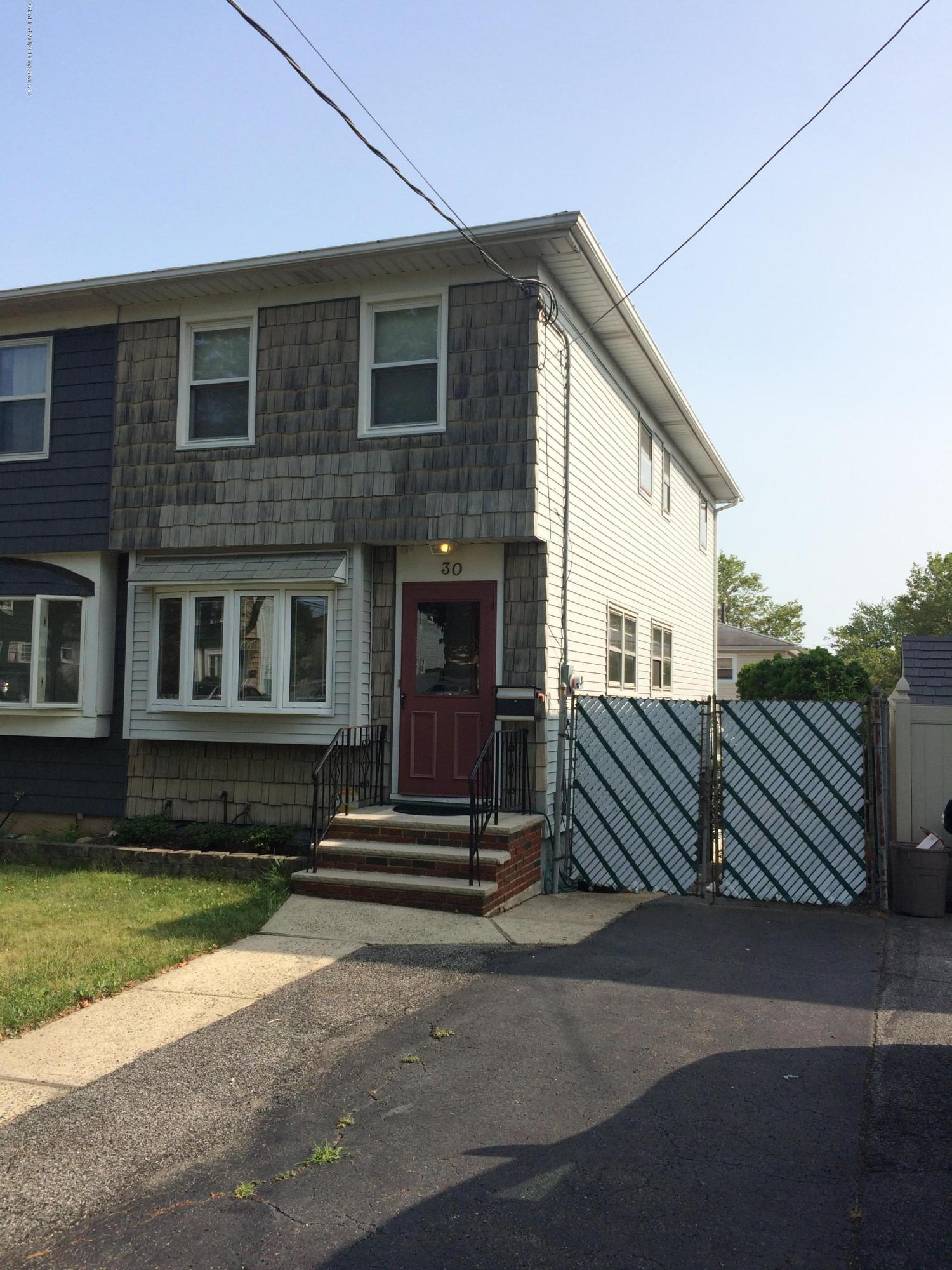 Single Family - Semi-Attached in Eltingville - 30 Bent Street  Staten Island, NY 10312