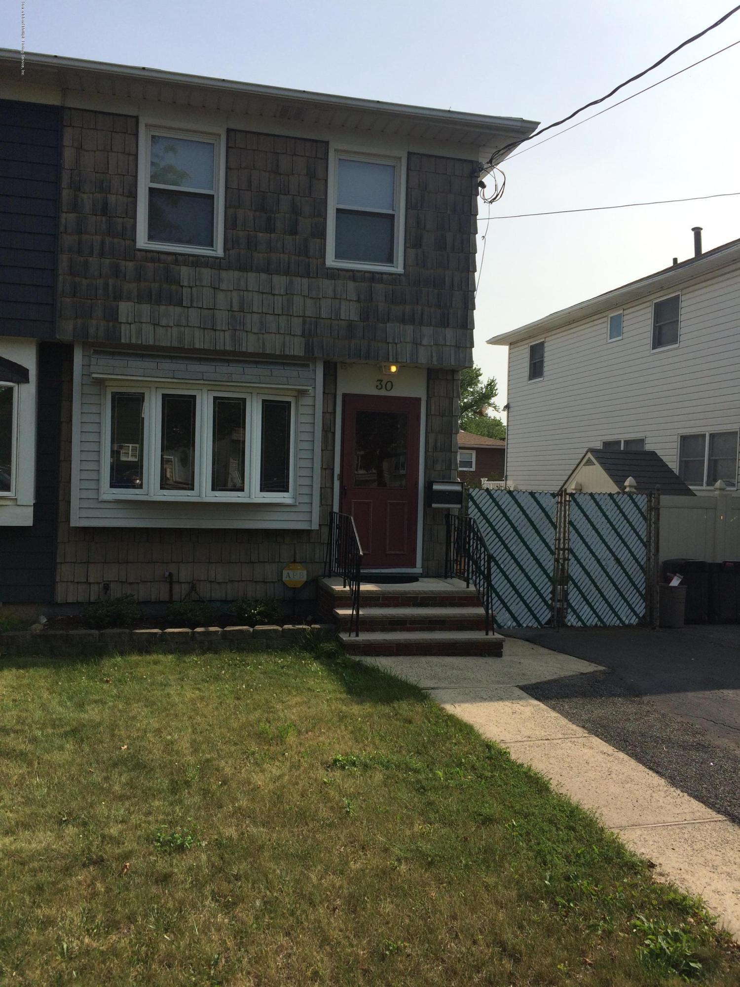 Single Family - Semi-Attached 30 Bent Street  Staten Island, NY 10312, MLS-1130498-3