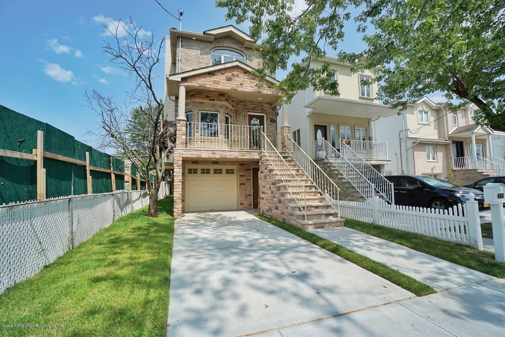Single Family - Detached 445 Manhattan Street  Staten Island, NY 10307, MLS-1130505-2