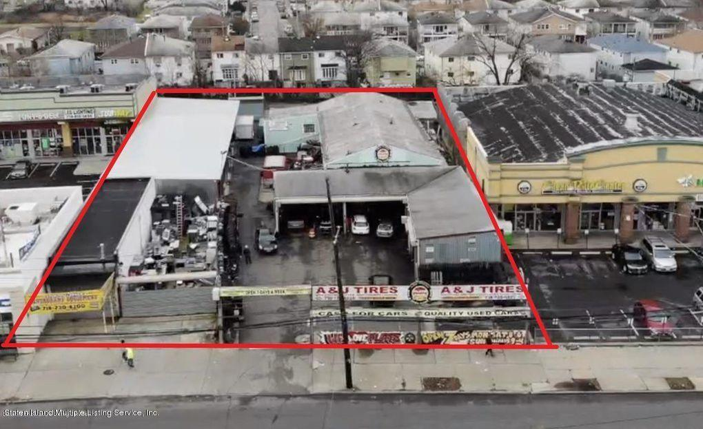 Land/Lots in Graniteville - 2246 Forest Ave   Staten Island, NY 10303