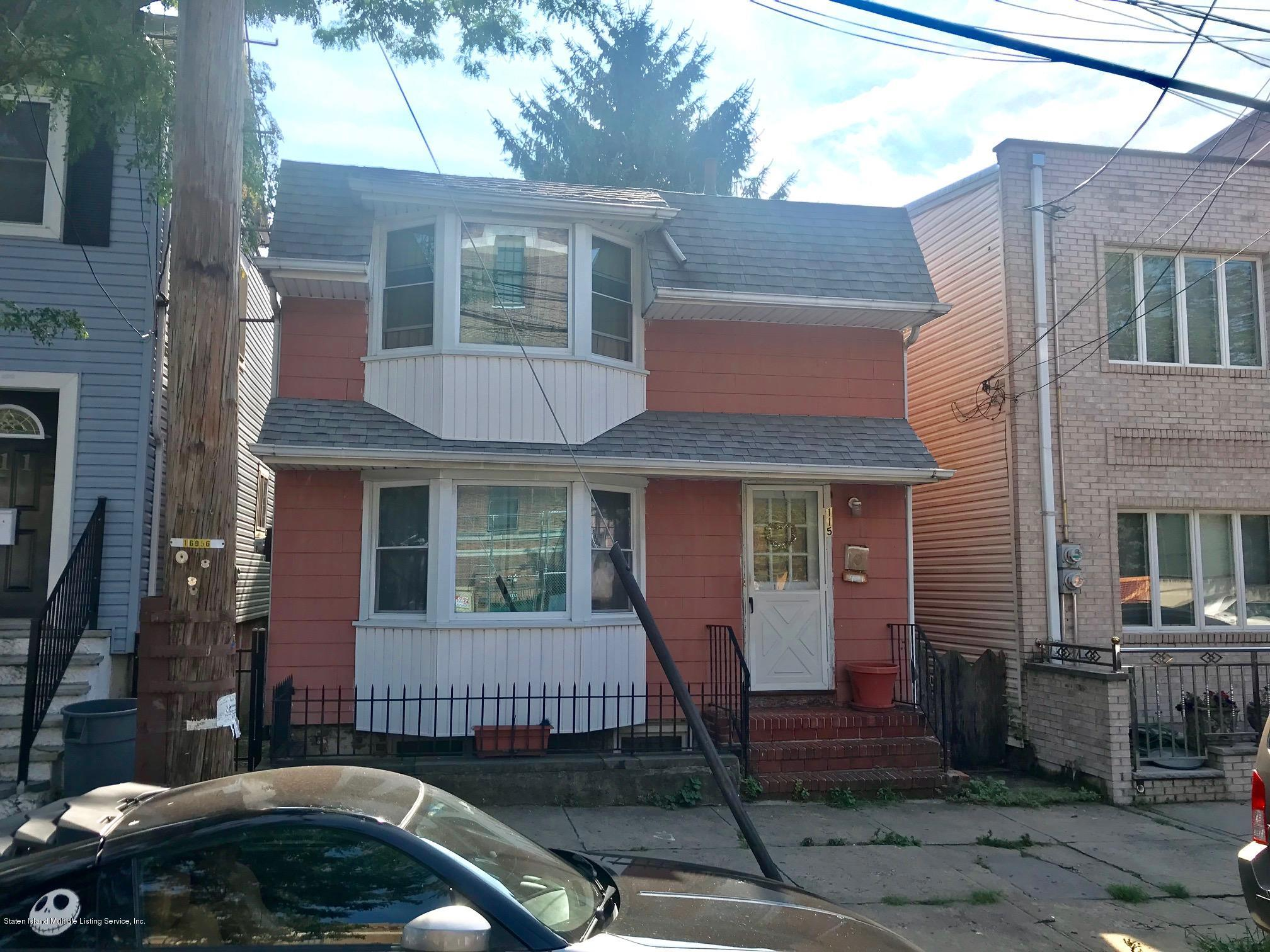 Single Family - Detached 115 Monroe Avenue  Staten Island, NY 10301, MLS-1130508-2