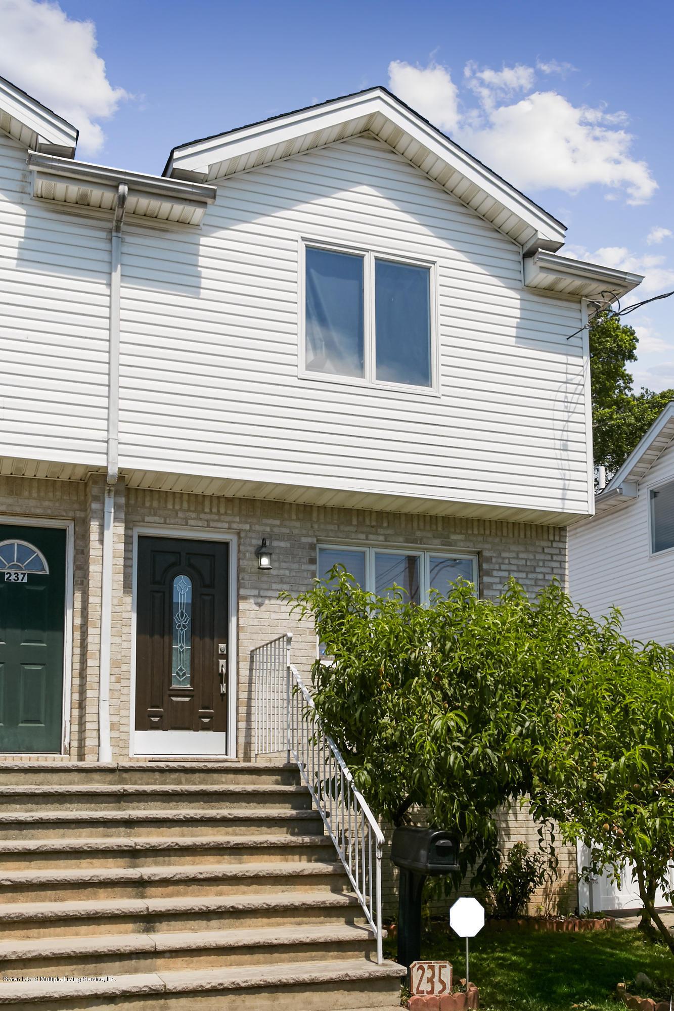 Single Family - Semi-Attached 235 Kiswick Street  Staten Island, NY 10306, MLS-1130540-22