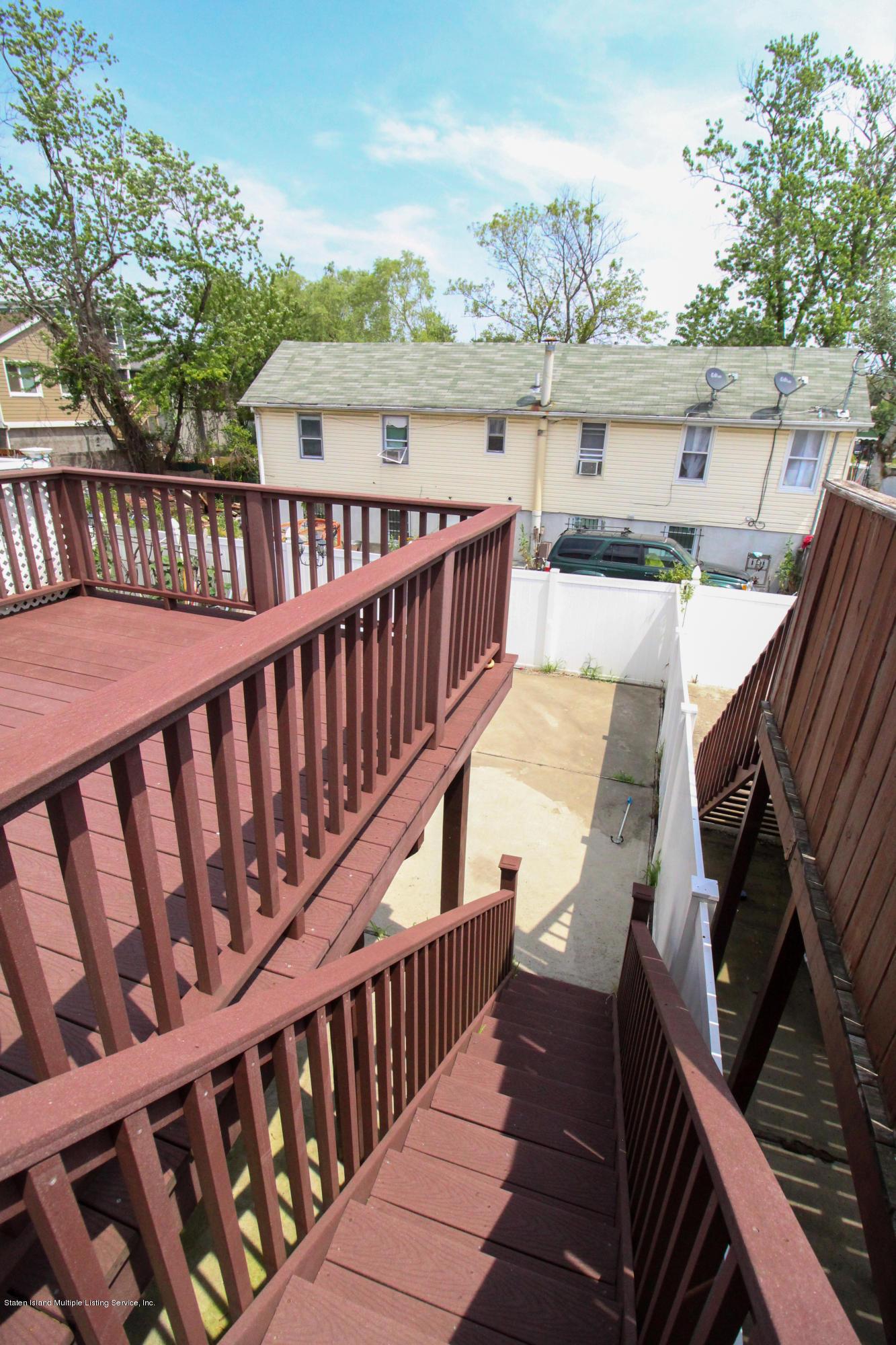 Single Family - Attached 17 Mapleton Avenue  Staten Island, NY 10306, MLS-1130621-11