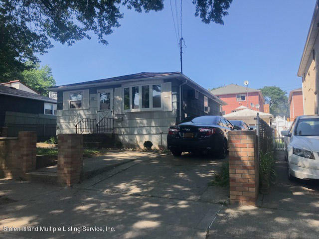 Single Family - Detached 27 Newberry Avenue  Staten Island, NY 10304, MLS-1130637-2