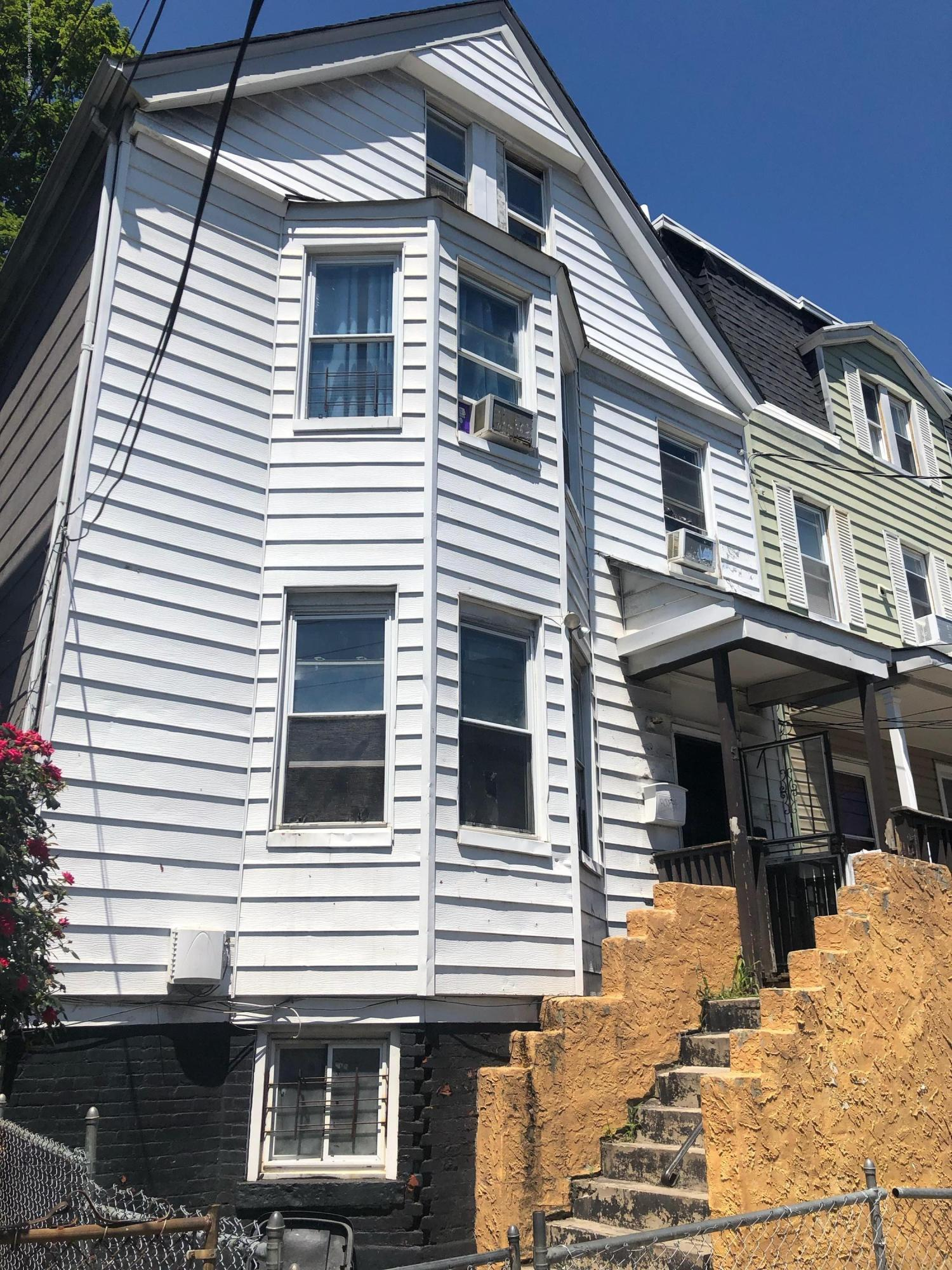 Two Family - Detached 51 Brook Street  Staten Island, NY 10301, MLS-1130642-2