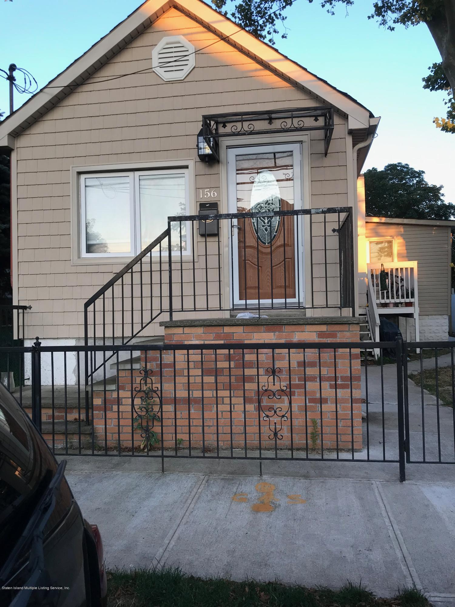 Two Family - Detached 156 Finley Avenue  Staten Island, NY 10306, MLS-1130650-2