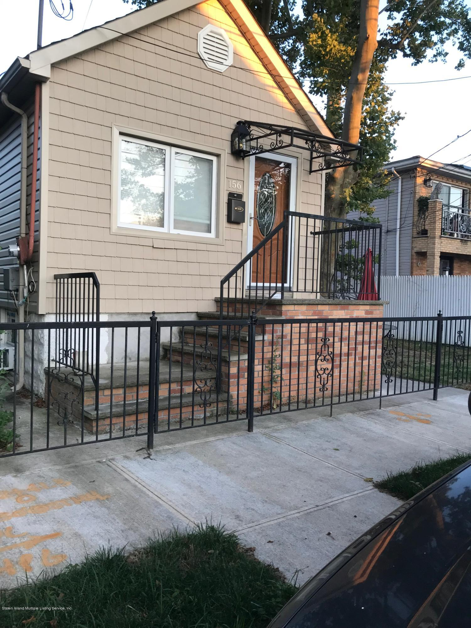 Two Family - Detached 156 Finley Avenue  Staten Island, NY 10306, MLS-1130650-4