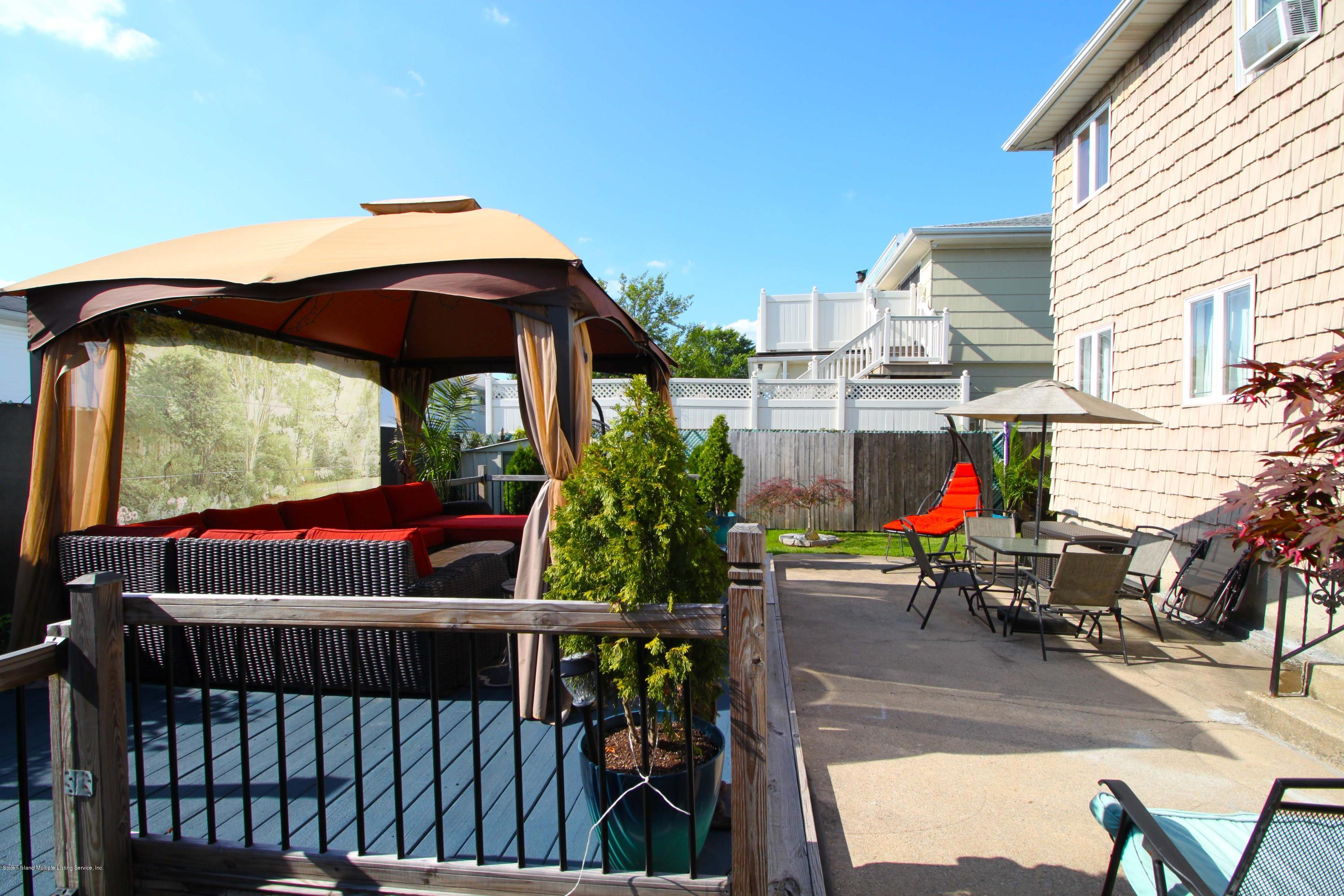 Two Family - Detached 36 Shepard Avenue  Staten Island, NY 10314, MLS-1130648-11