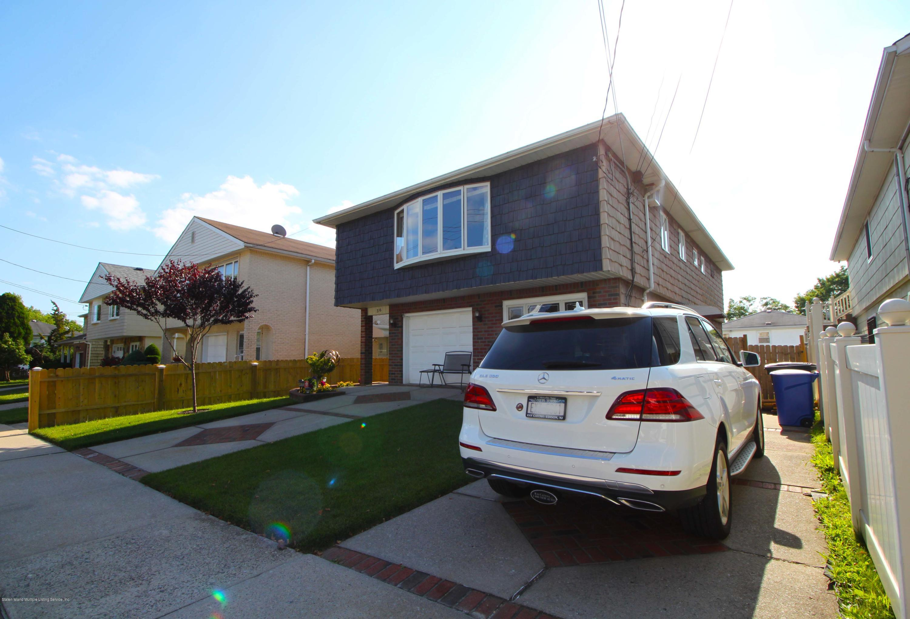 Two Family - Detached 36 Shepard Avenue  Staten Island, NY 10314, MLS-1130648-3