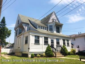 Large Older Victorian In Heart Of New Dorp!