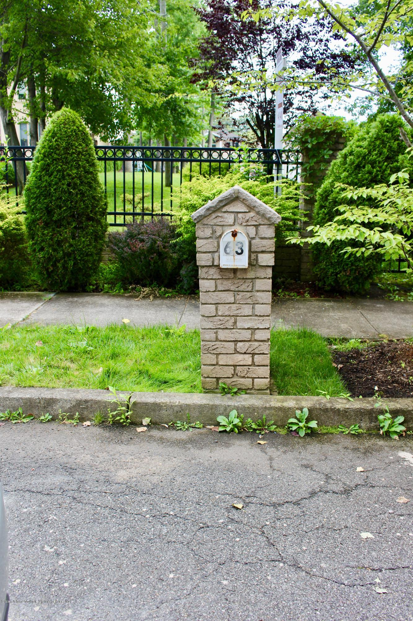Two Family - Detached 63 Parkwood Avenue  Staten Island, NY 10309, MLS-1124729-37
