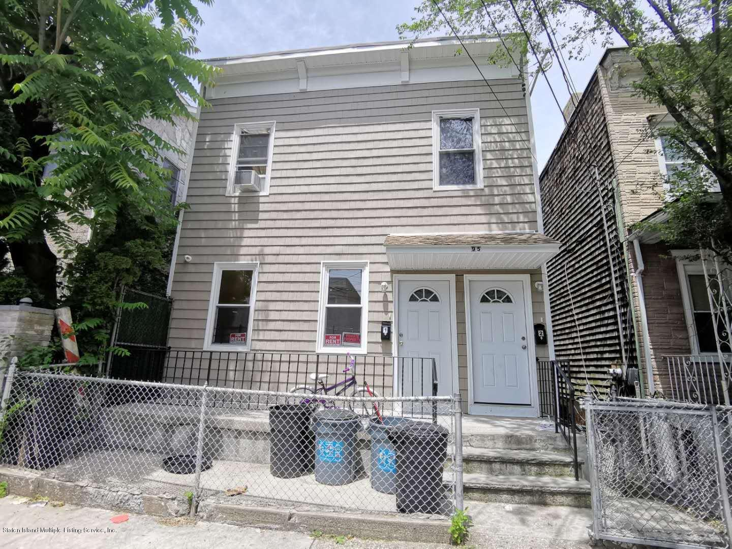 Two Family - Detached in New Brighton - 95 Taft Avenue  Staten Island, NY 10301