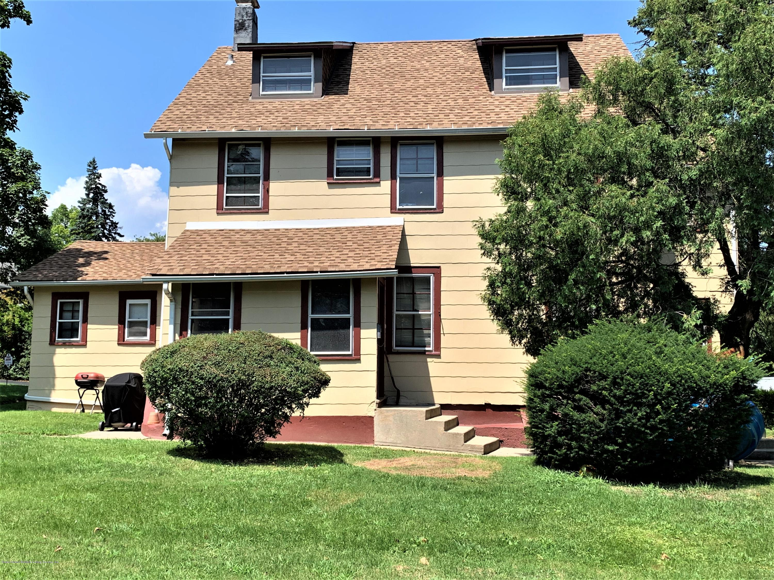 Two Family - Detached in Dongan Hills Colony - 1535 Richmond Road  Staten Island, NY 10304