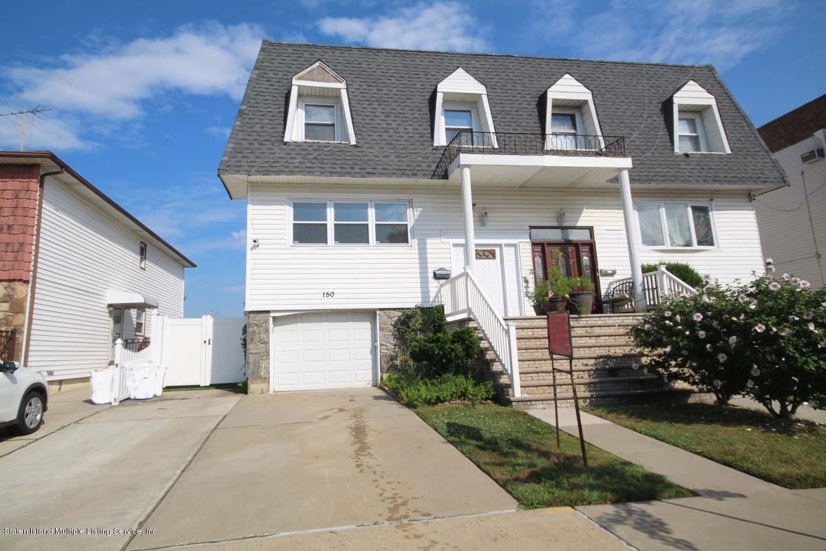 Single Family - Semi-Attached in Heartland Village - 150 Kelly Boulevard  Staten Island, NY 10314