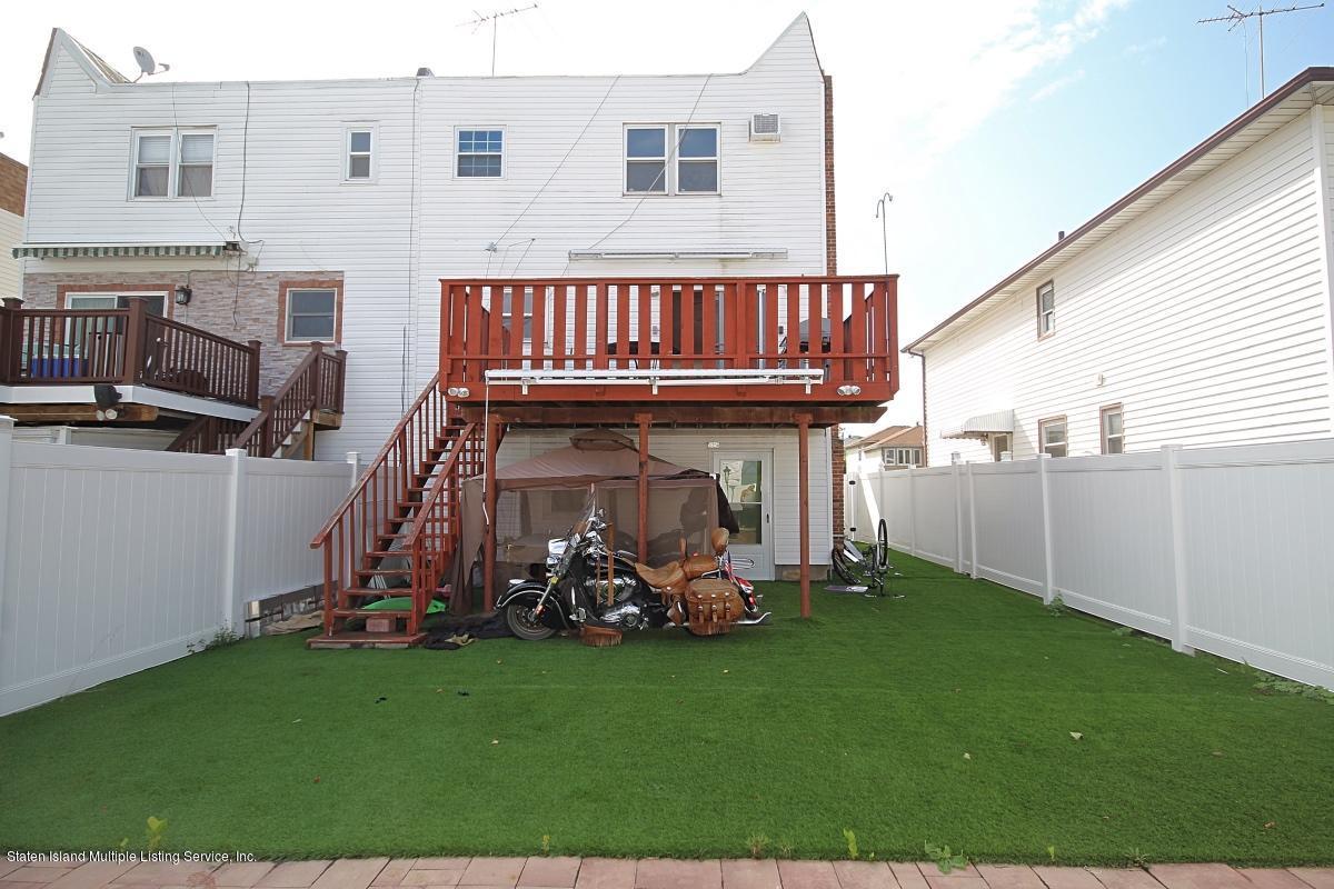 Single Family - Semi-Attached 150 Kelly Boulevard  Staten Island, NY 10314, MLS-1130756-20