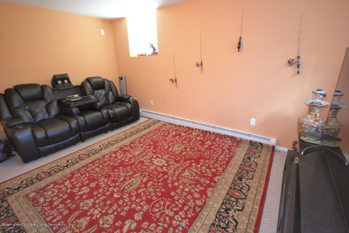Two Family - Detached 107 Bayview Avenue  Staten Island, NY 10309, MLS-1130938-34