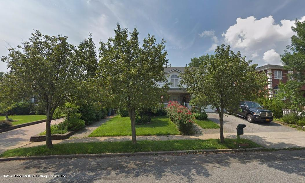 Two Family - Detached 122 Holcomb Avenue  Staten Island, NY 10312, MLS-1131092-2