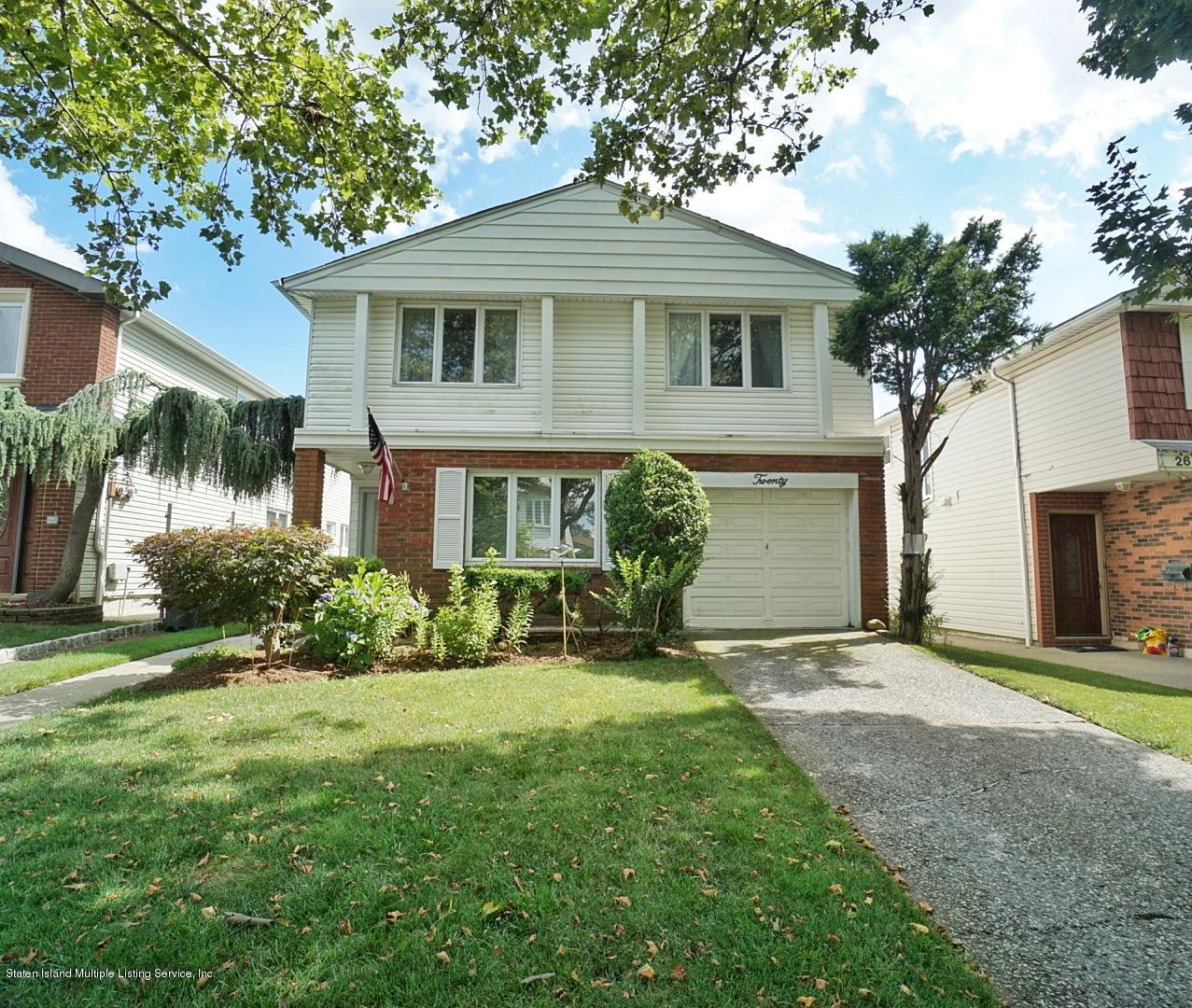 Two Family - Detached in Westerleigh - 20 Thurston Street  Staten Island, NY 10314