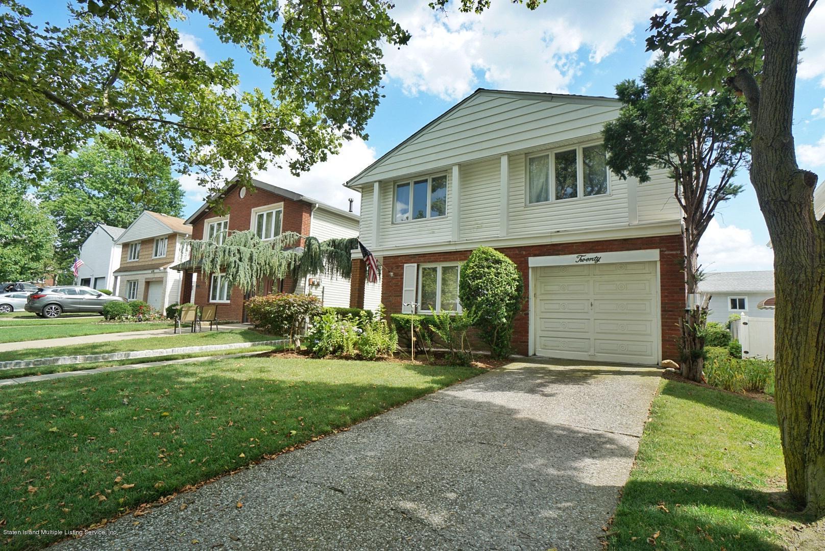 Two Family - Detached 20 Thurston Street  Staten Island, NY 10314, MLS-1131094-2