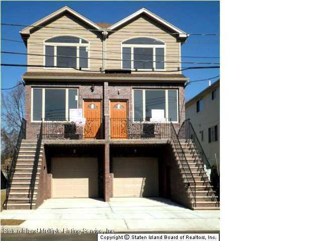 Single Family - Semi-Attached in Midland Beach - 9 Mapleton Avenue  Staten Island, NY 10306