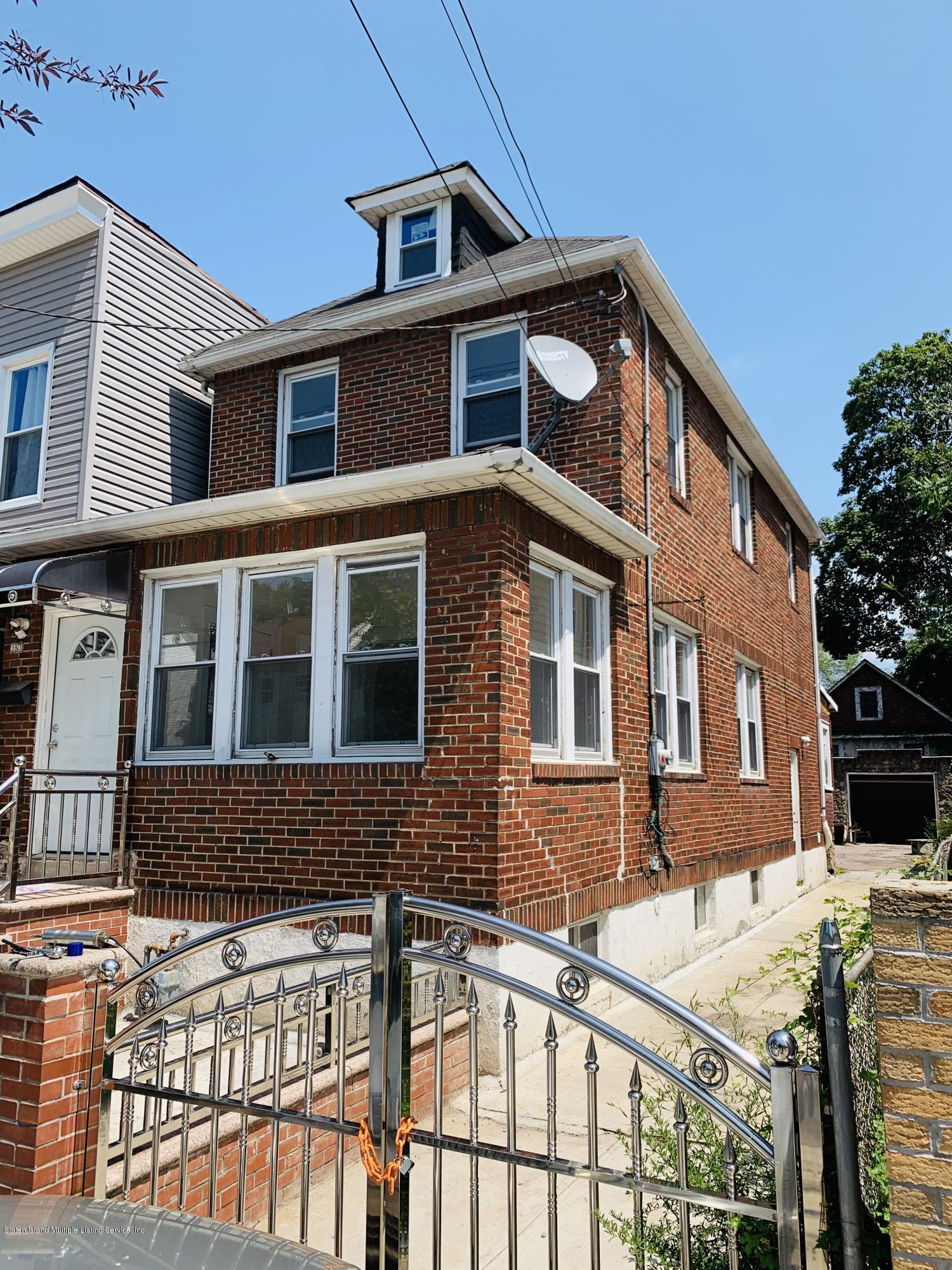 Single Family - Detached in Stapleton - 253 Gordon Street  Staten Island, NY 10304