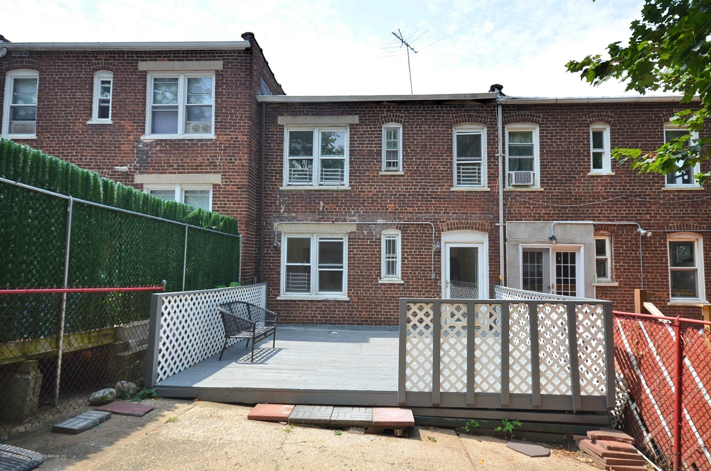 Single Family - Attached 113 Pendleton Place  Staten Island, NY 10301, MLS-1131171-15