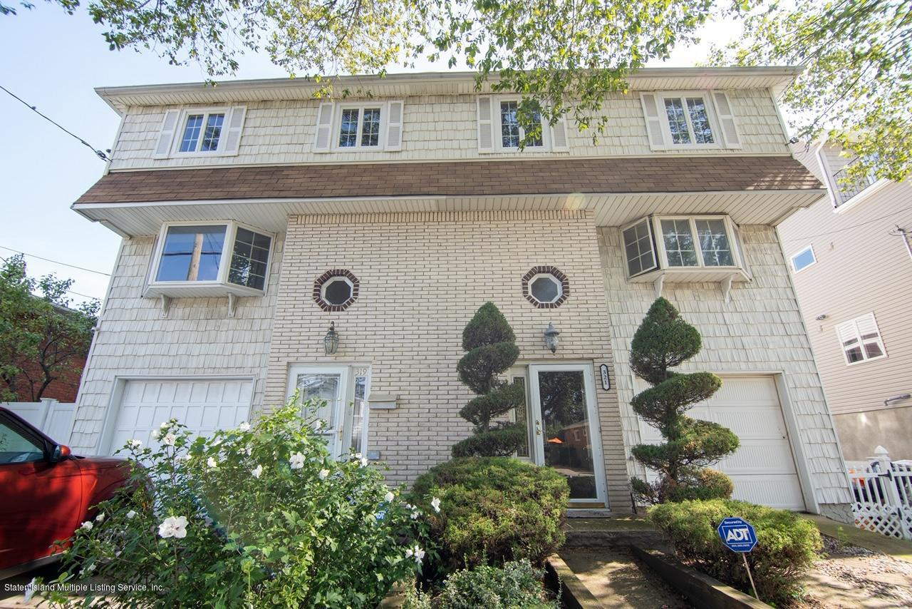 Single Family - Semi-Attached in Dongan Hills-Above Hylan - 321 Dongan Hills Avenue  Staten Island, NY 10305