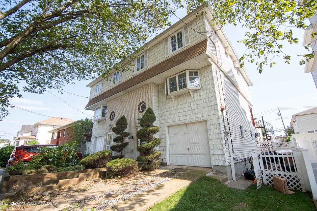 Single Family - Semi-Attached 321 Dongan Hills Avenue  Staten Island, NY 10305, MLS-1131184-2