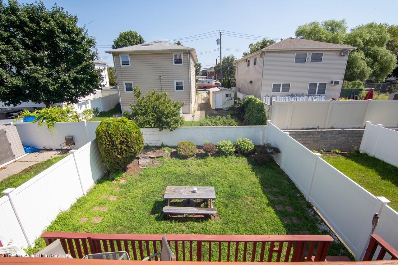 Single Family - Semi-Attached 321 Dongan Hills Avenue  Staten Island, NY 10305, MLS-1131184-25