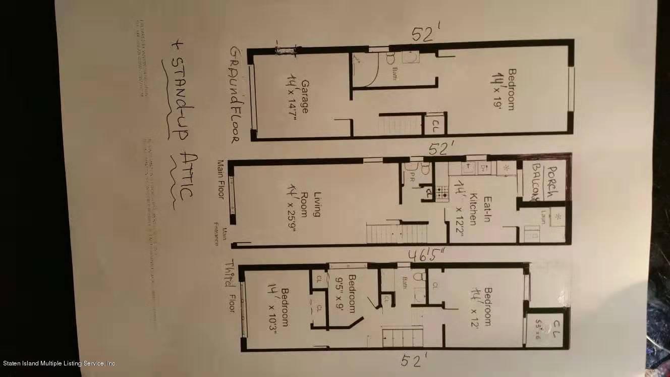 Single Family - Semi-Attached 9 Mapleton Avenue  Staten Island, NY 10306, MLS-1131111-8