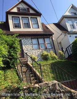 Single Family - Detached in New Brighton - 36 Fillmore Street  Staten Island, NY 10301