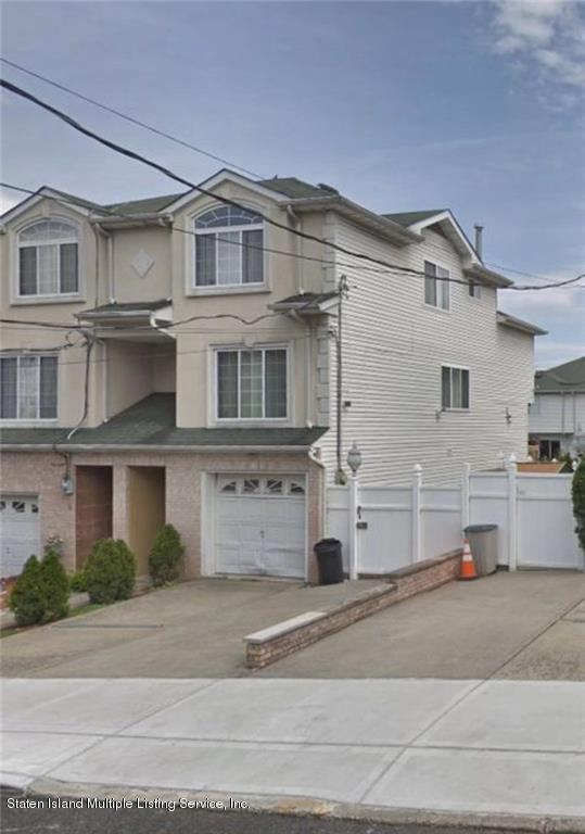 Single Family - Semi-Attached in Clifton - 8 Townsend Avenue  Staten Island, NY 10304
