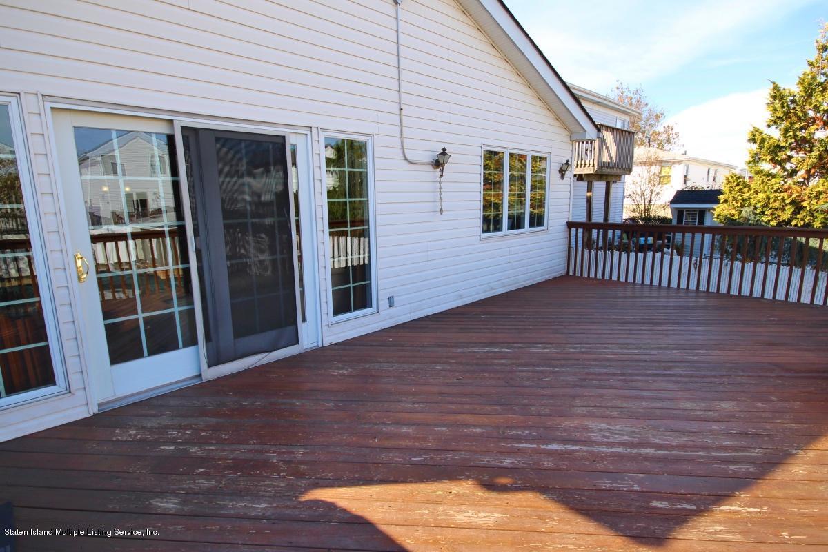 Single Family - Detached 687 Klondike Avenue  Staten Island, NY 10314, MLS-1131317-16