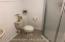 3/4 Bath (Basement)