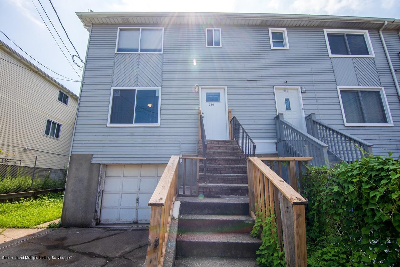 Single Family - Attached in Midland Beach - 994 Olympia Boulevard  Staten Island, NY 10306