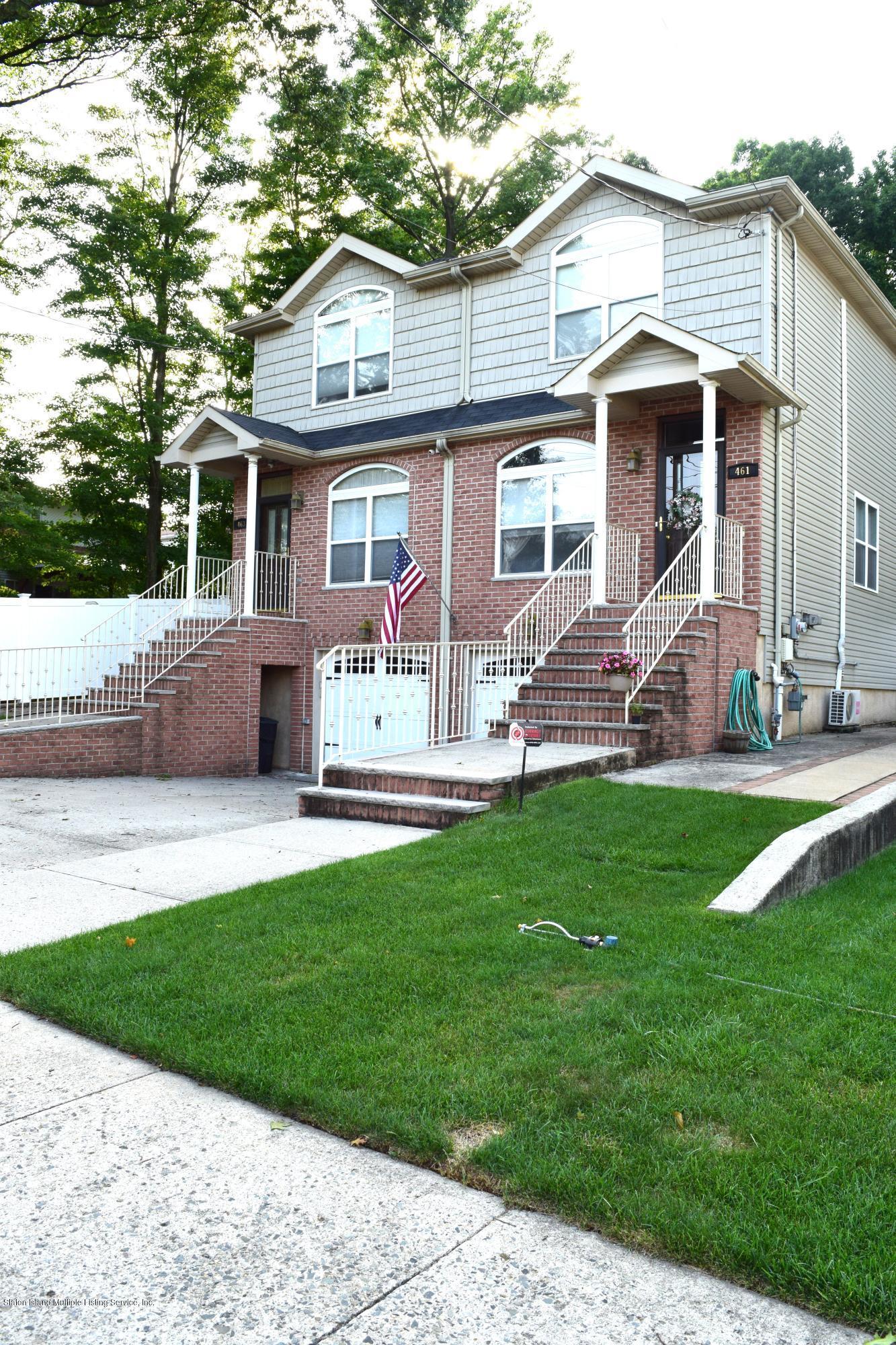 Single Family - Semi-Attached 461 Woodrow Road  Staten Island, NY 10312, MLS-1131367-18