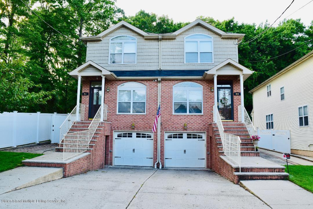 Single Family - Semi-Attached in Annadale - 461 Woodrow Road  Staten Island, NY 10312